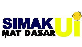 Course Image MATEMATIKA DASAR SIMAK UI